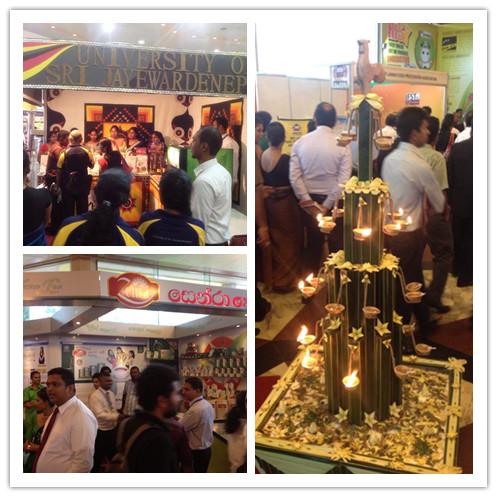 2014年8月斯里兰卡国际食品饮料及食品包装展(上)
