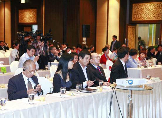 论坛现场300位企业与投融资专家